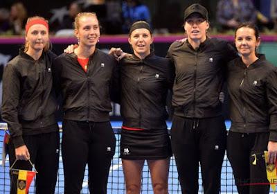 Coach van Dominique Monami was niet zoals Belgische Fed Cup-team verwacht had