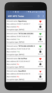 WPS WPA Tester — WiFi WPS Connect, Recovery 1.0.5 Mod + Data Download 2