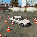 Pk Car Driving License Test icon