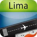 Lima Airport + Flight Tracker icon