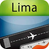 Lima Airport + Flight Tracker