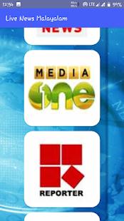 Download Live Malayalam News channels 2019 free APK latest version