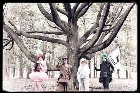[迷迷音樂] 由CASCADE及Psycho le Cemu成員組成的新團MIMIZUQ