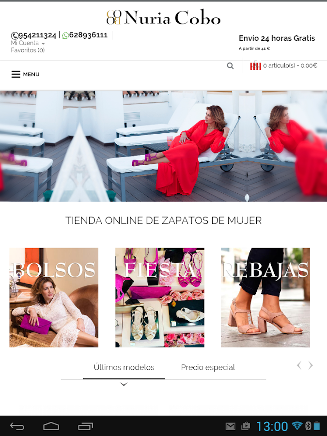 Nuria cobo zapatos android apps on google play - Nuria cobo zapatos ...
