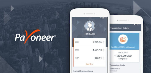 Payoneer Global Payments Platform Apps On Google Play