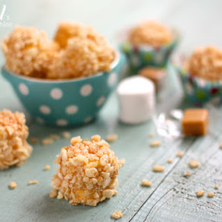 Marshmallow Caramel Rice Krispies Recipes