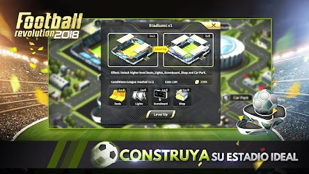 Football Revolution 2018 APK 5