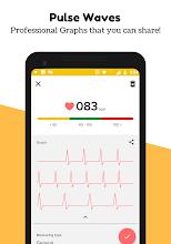 Heart Rate Monitor - Measure Your Heartbeat screenshot thumbnail