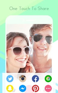 Sweet Selfie Kamera -  Besten Screenshot
