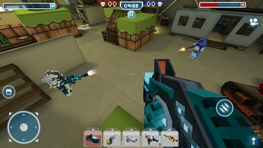 Blocky Cars - Online Shooting Game screenshots 14