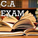 C.A Exam icon