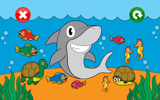 Kids Puzzle Animal Games for Kids, Toddlers Free  screenshots 10
