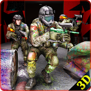 Game Paintball Arena Shooting: Shooter Survivor Battle APK for Windows Phone