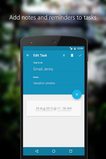 tasks to do : to-do list screenshot 3