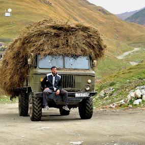 by Tomasz Budziak - Transportation Automobiles ( transportation )