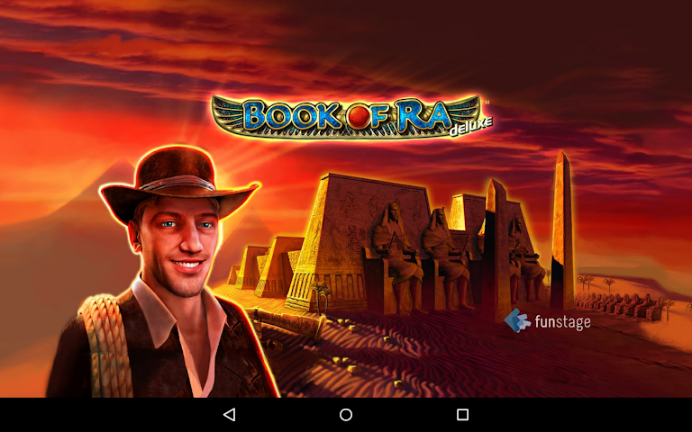 android Book of Ra™ Deluxe Slot Screenshot 7