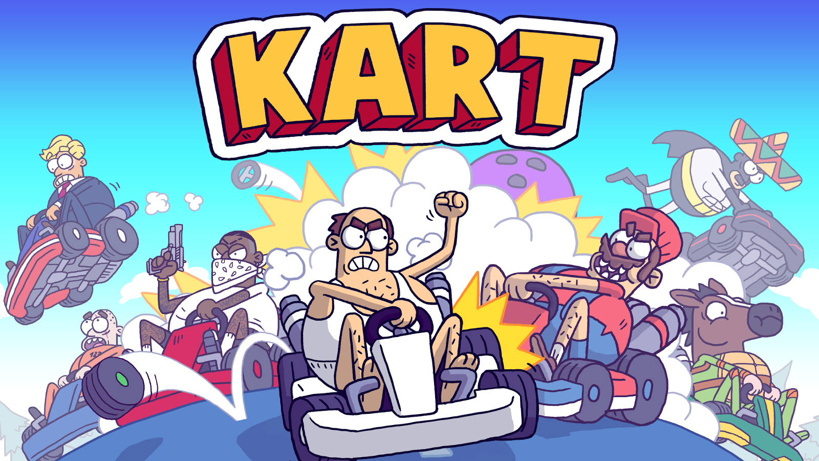 LoL Kart- screenshot