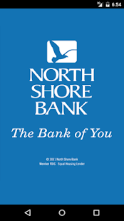 North Shore Bank Mobile- screenshot thumbnail