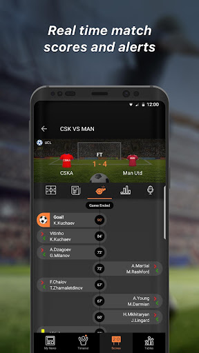 90min - Live Soccer News App 7.0.0 gameplay | AndroidFC 2