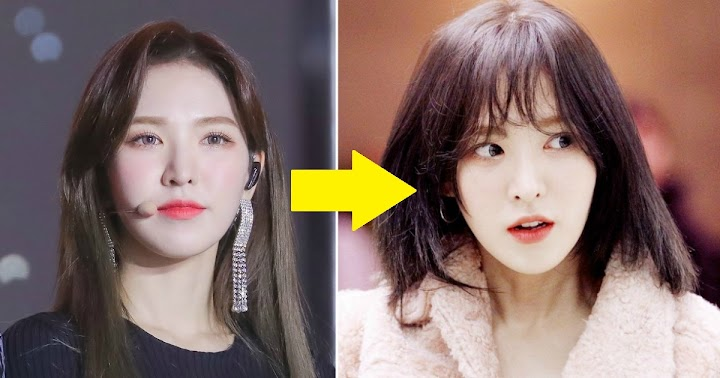 Red Velvet Wendy S Hair Stylist Reveals How To Achieve