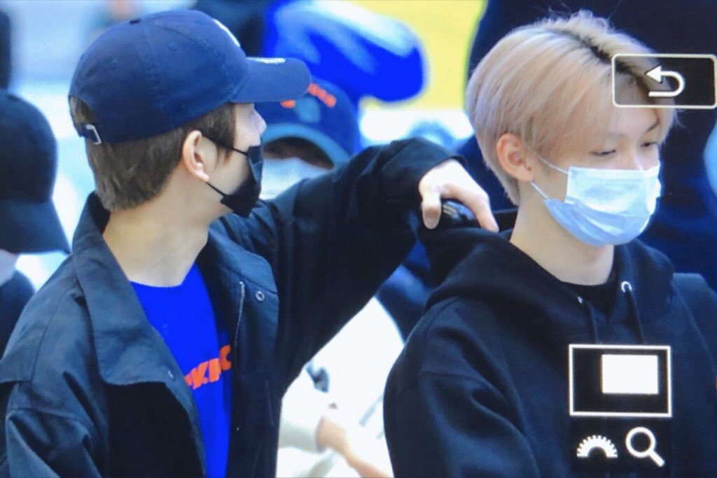 stray kids seungmin felix