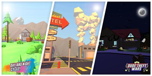 Dude Theft Wars: Open World Sandbox Simulator BETA 0.83b2 20