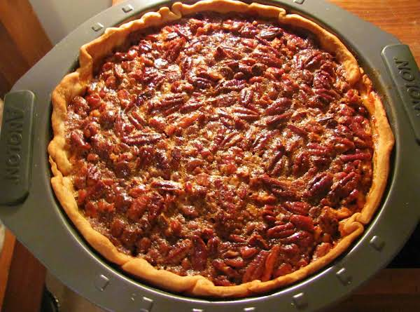 Chocolate Kahlua Pecan Pie Recipe