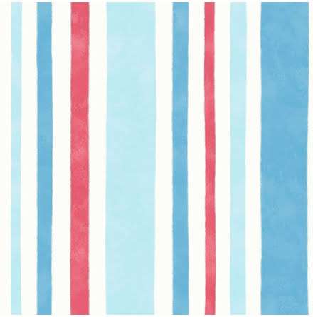 Fine Decor Carousel Wide Stripe tapet med ränder