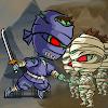 Zombie Ninja vs Mummy