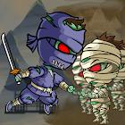 Zombie Ninja vs Mummy icon
