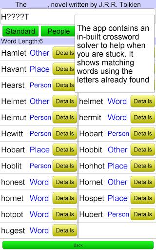 Crossword painmod.com screenshots 23