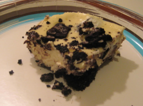 Oreo Cheesecake Recipe