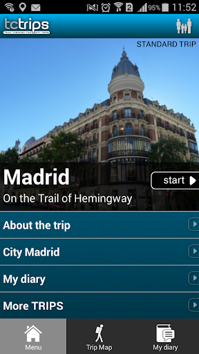 Madrid Trips PACK