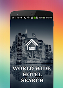 Worldwide Hotel Search - náhled