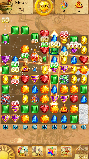 Benturan Berlian - pertandingan 3 permata 10.1170.129 screenshots 20
