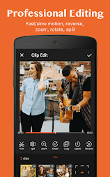 VideoShow-Video Editor, Video Maker, Beauty Camera APK screenshot thumbnail 9