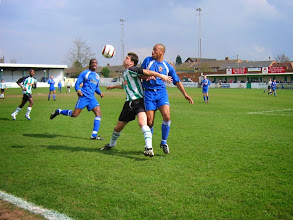 Photo: 26/03/05 v Sutton Coldfield Town (Southern League Division 1 West) - contributed by Leon Gladwell