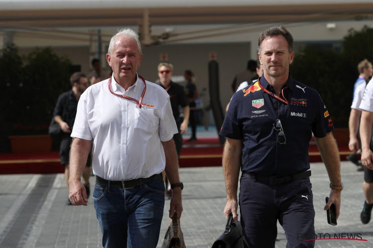 "Red Bull maakt zich geen illusies: ""Mercedes was bewust trager in Abu Dhabi"""
