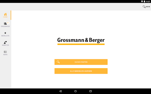 Grossmann & Berger- screenshot thumbnail