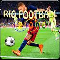 Rio Football 2016 icon