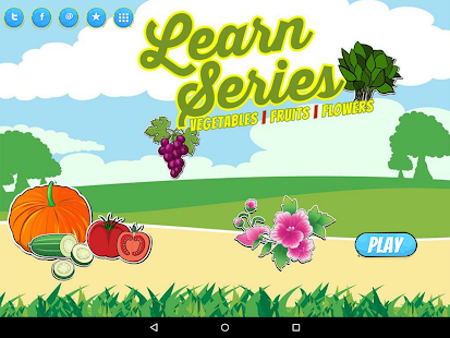 Vegetable, Fruits and Flowers- screenshot thumbnail