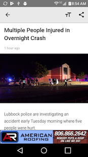 EverythingLubbock - KAMC KLBK- screenshot thumbnail