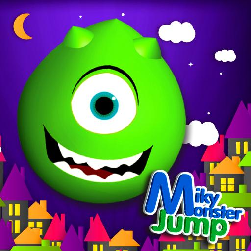 Miky Monster Jump