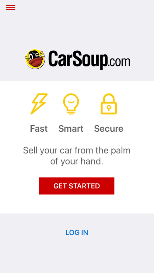 CarSoup Sell Your Car- screenshot