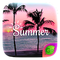 Summer GO Keyboard Theme APK