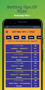 Vip betting tips mod apk free