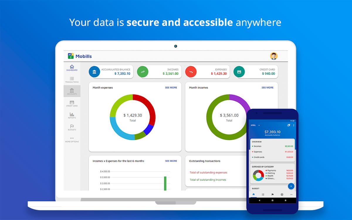 Mobills-budget-tracker