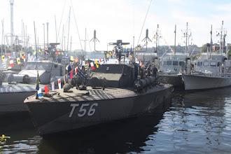 Photo: Motortorpedbåt T 56