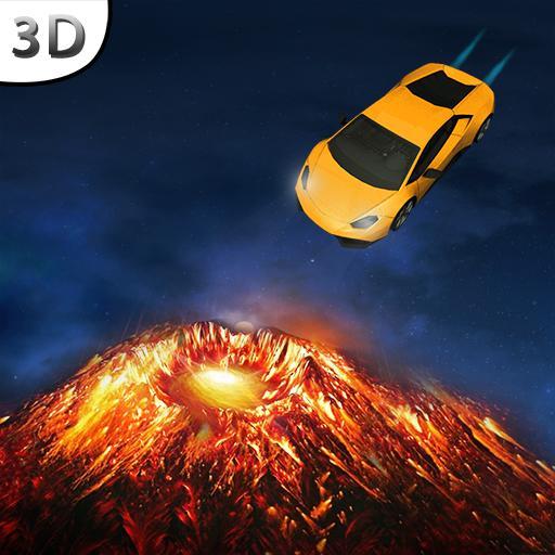 Jump Into Volcano