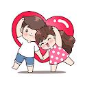 Love Emojis Stickers For WhatsApp - WAStickerApps icon